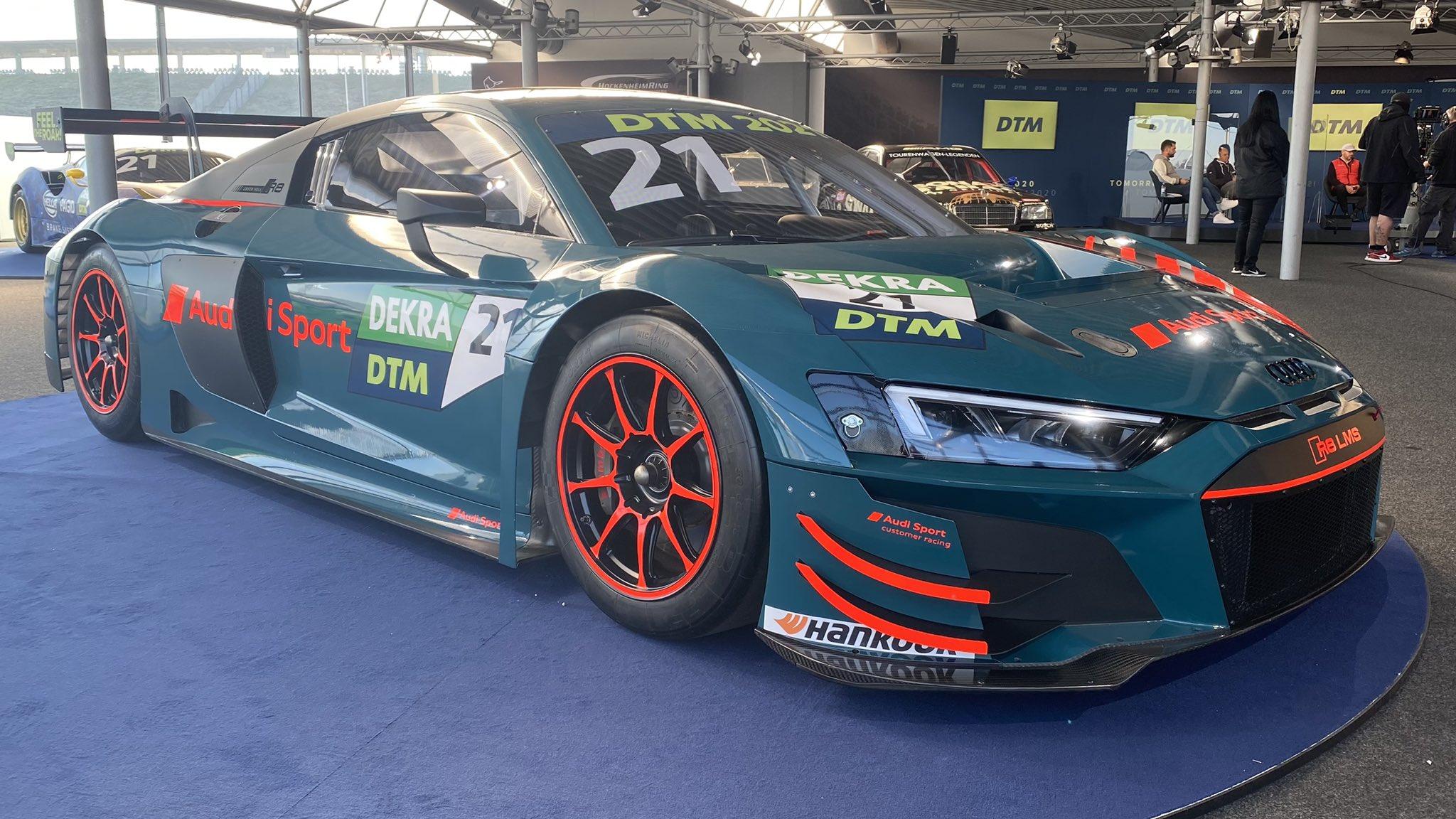 Poznaliśmy nowe regulacje serii DTM na sezon 2021!