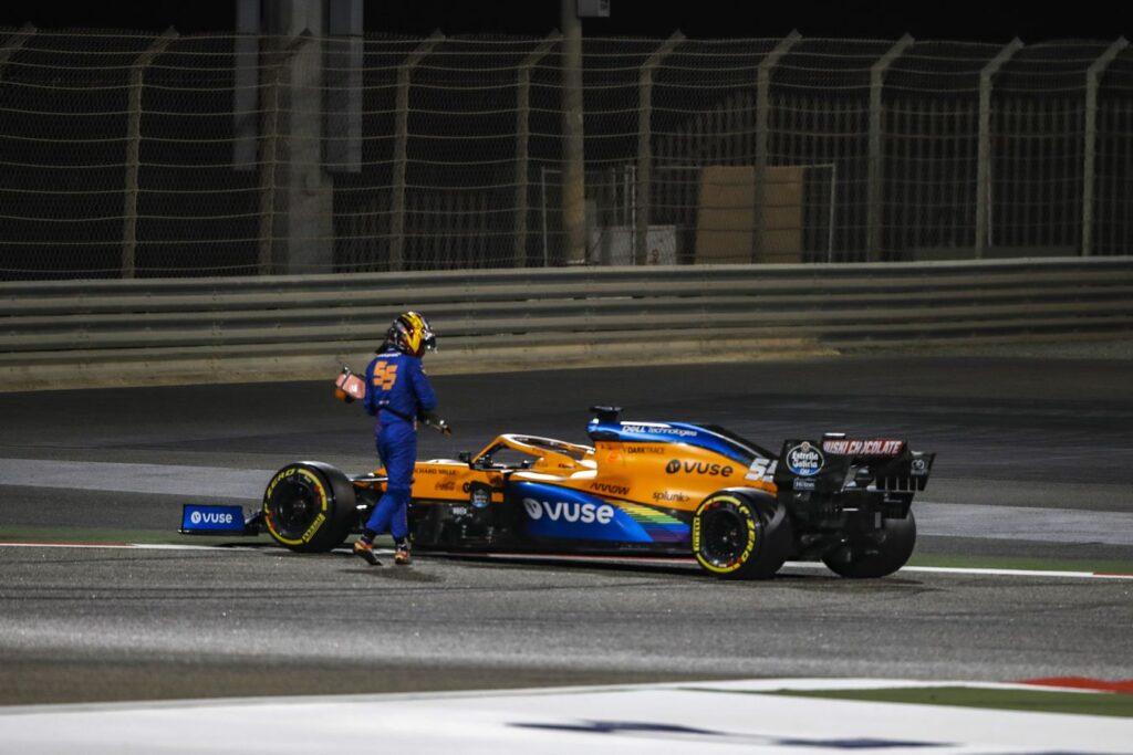 Carlos Sainz zawiedziony straconymi szansami po awarii w kwalifikacjach