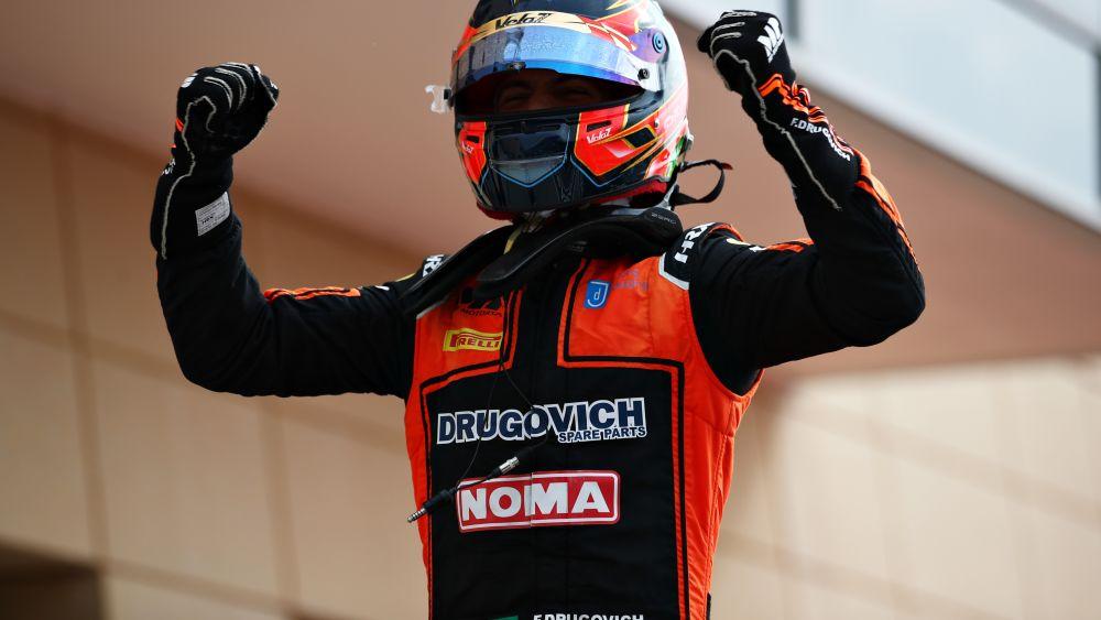 Felipe Drugovich wygrywa wyścig główny w Bahrajnie!