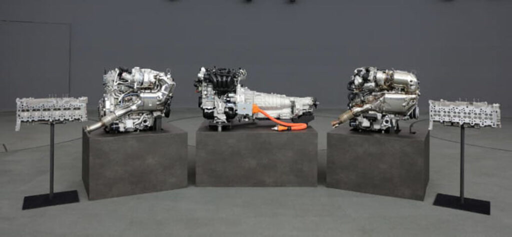 Mazda pokazuje nowy silnik 6-cio cylindrowy i zapowiada go od 2022 roku