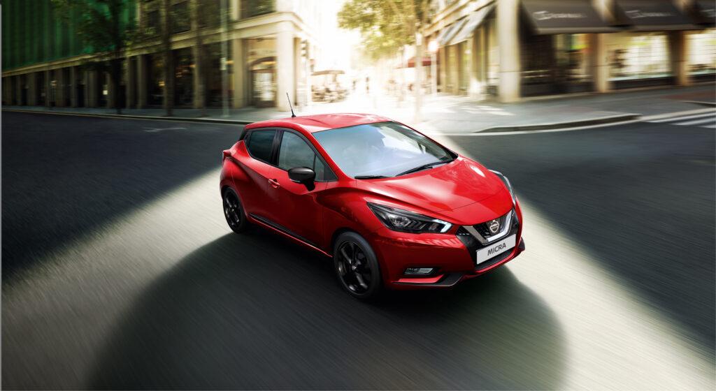 Nissan Micra – zmiany w ofercie hatchbacka na 2021 rok
