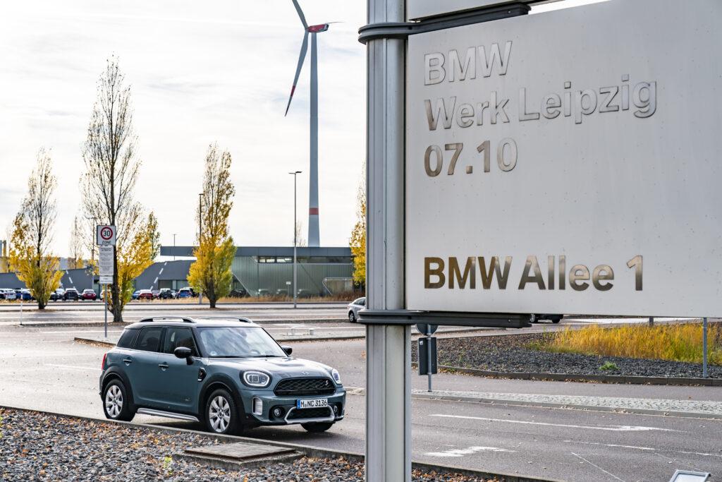 Nowe Mini Countryman będzie produkowane w Lipsku jako elektryk