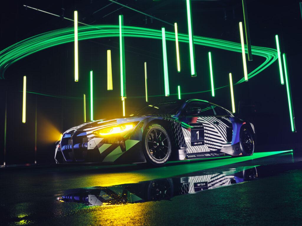BMW o partnerach rozwijających M4 GT3, przyszły samochód DTM