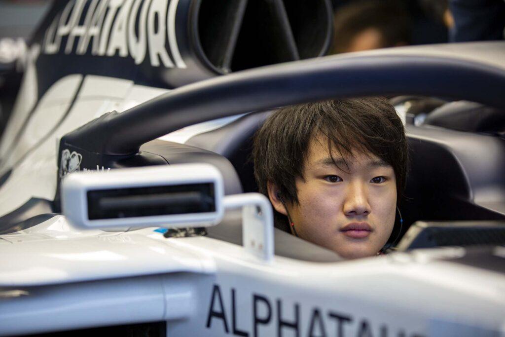 Ghost of Tsunoda, japoński samuraj na drodze do Formuły 1