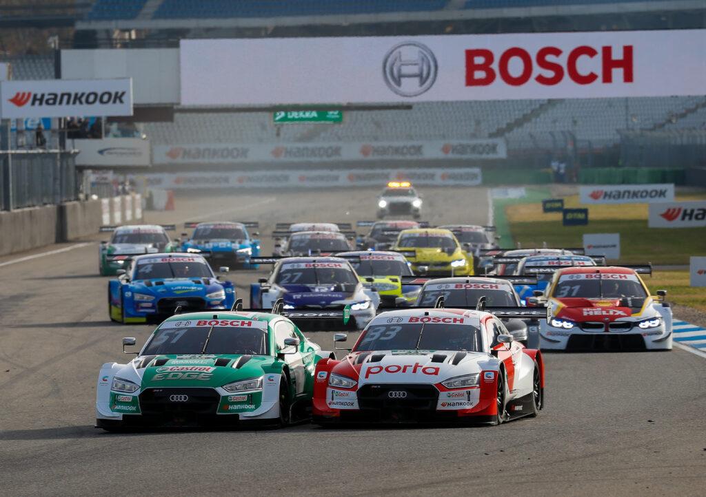 Igora Drive wypada z kalendarza DTM na sezon 2021