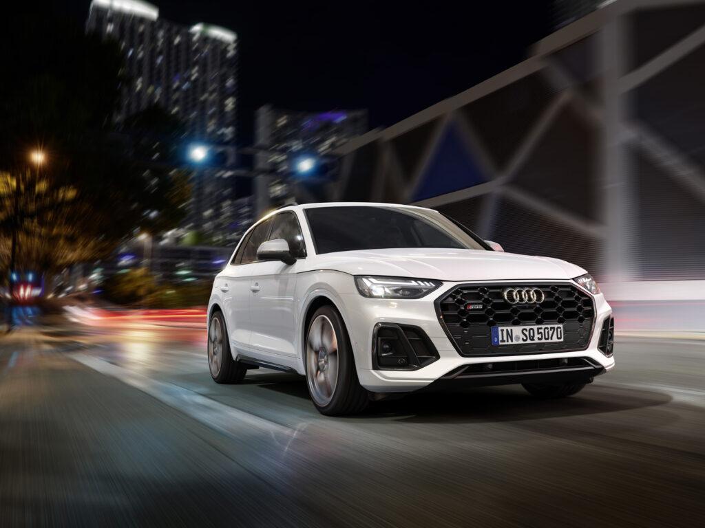 Audi będzie przetwarzać zużyte plastikowe części na zupełnie nowe