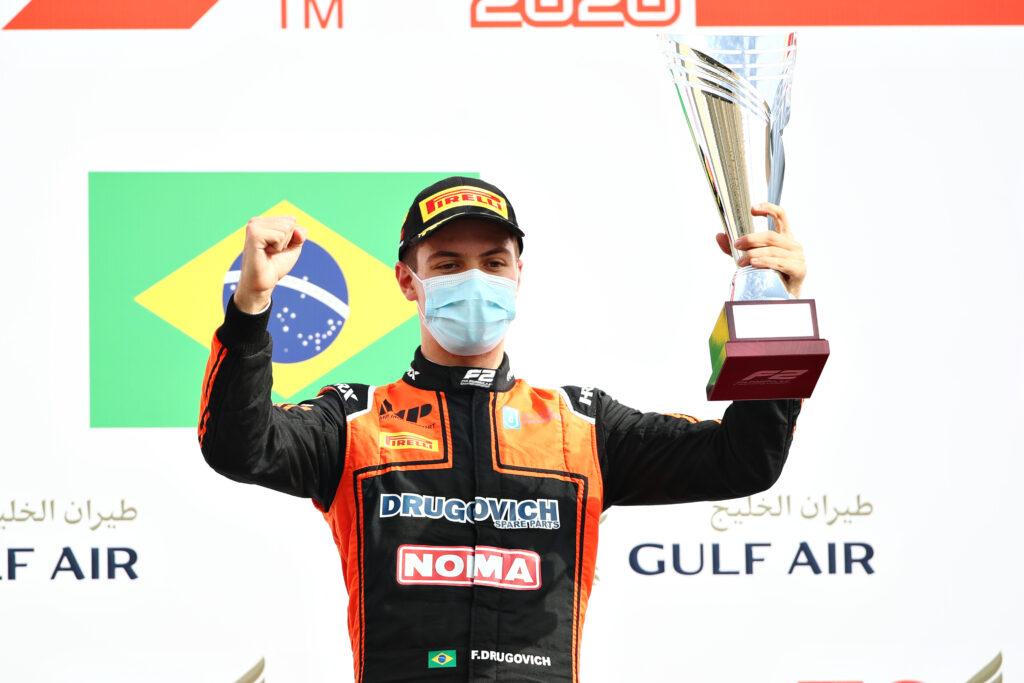 Felipe Drugovich zaskoczony sobotnim zwycięstwem