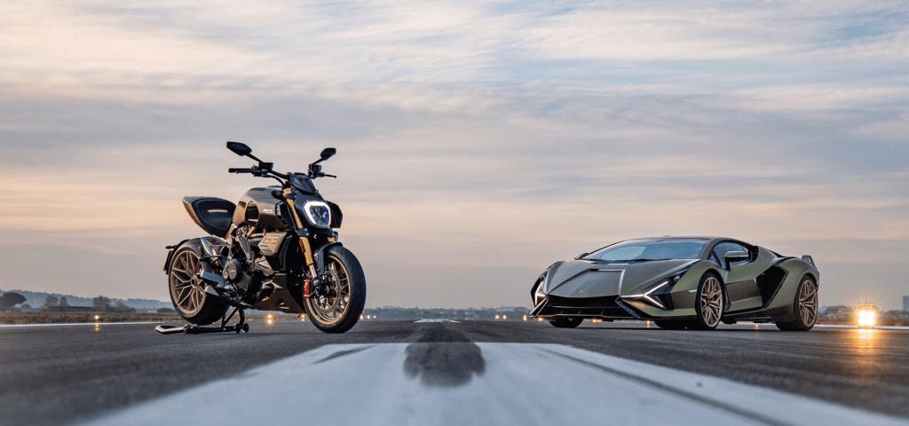 Ducati Diavel 1260 Lamborghini – idealne dwukołowe włoskie combo