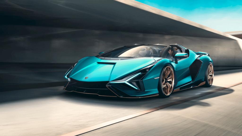 Lamborghini potwierdza V12 w hybrydowym następcy Aventadora