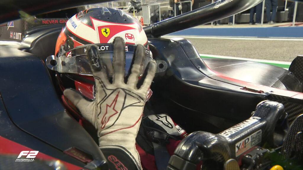 Callum Ilott najszybszy w kwalifikacjach w Bahrajnie