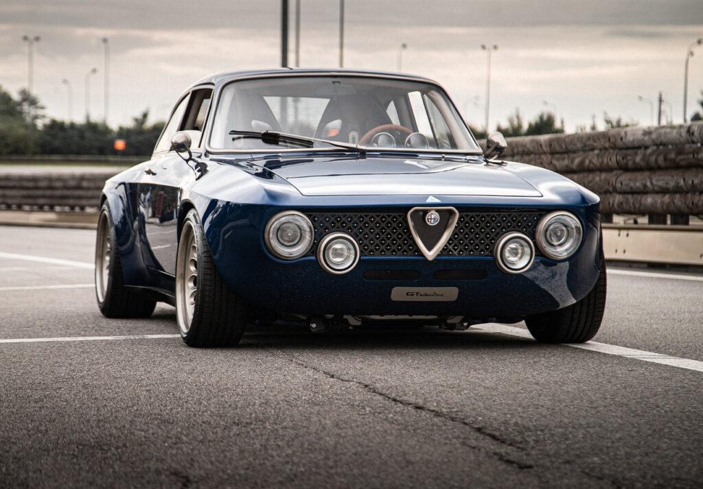 Ta przepiękna Alfa Romeo GTelectric może być twoja za 500 000 dolarów