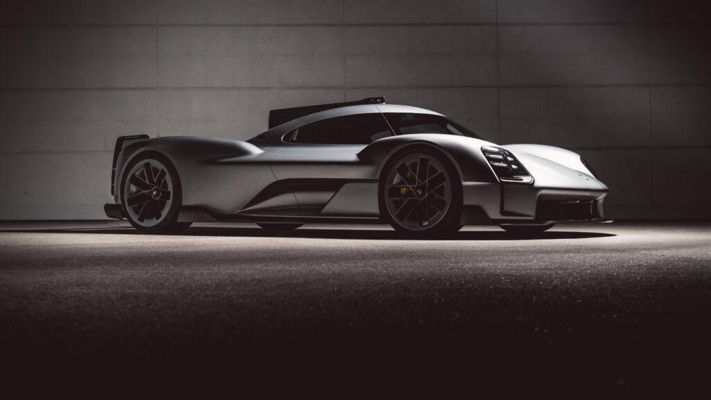 Porsche 919 Street ujawnionym konceptem drogowego prototypu LMP1