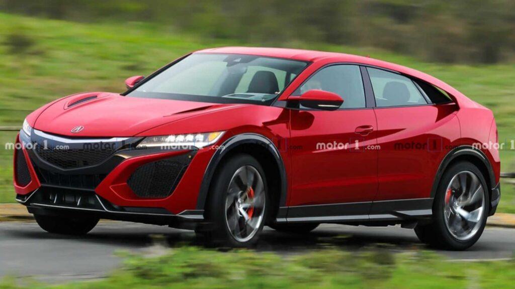 Honda NSX jako SUV sposobem na uratowanie modelu?