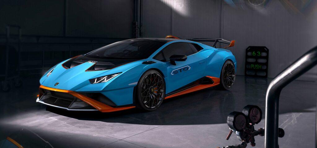 Lamborghini Huracan STO, czyli drogowa wyścigówka Super Trofeo