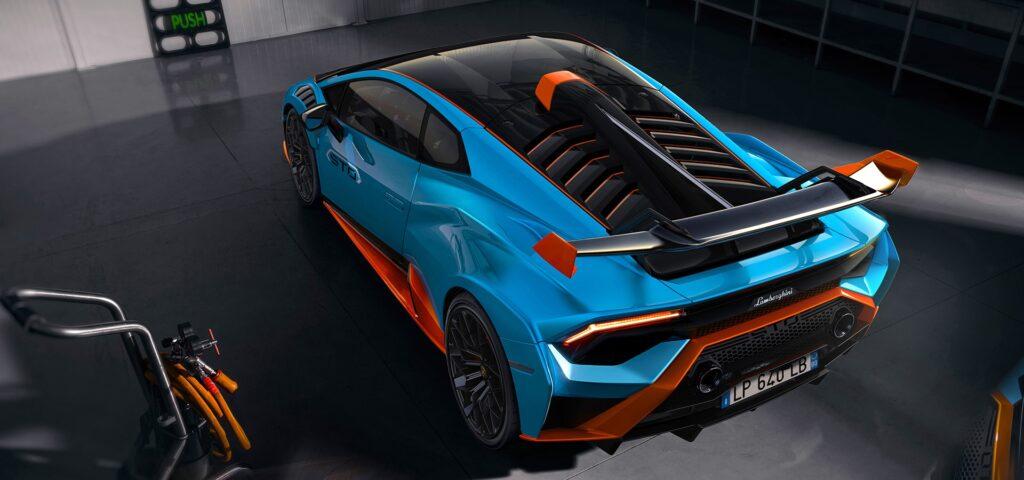Lamborghini przestają obchodzić prędkości na prostych i przyspieszenie