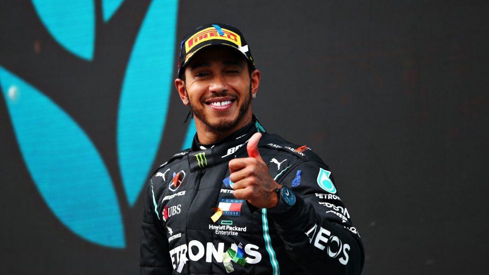 """Lewis Hamilton o GP Arabii Saudyjskiej: ,,Musimy zachęcać do zmian"""""""