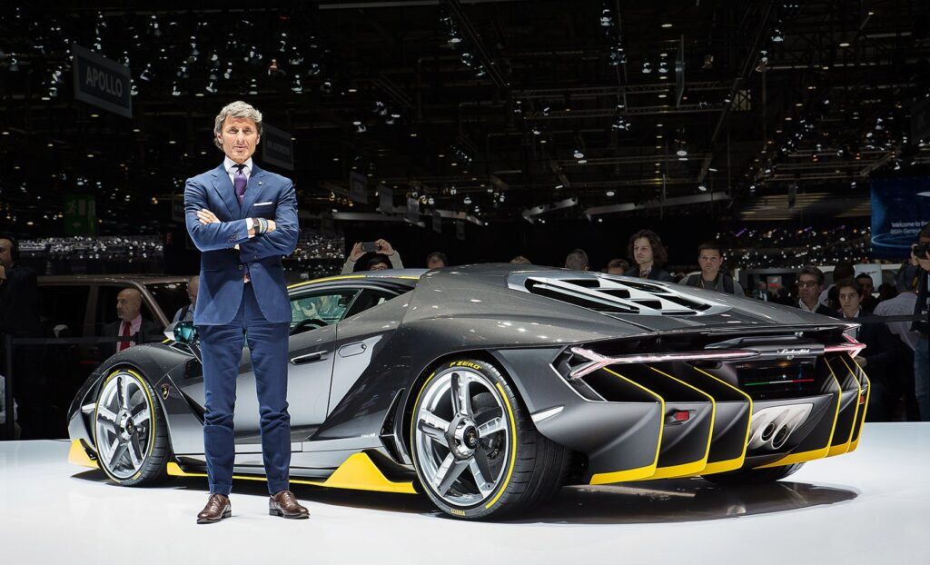 Stephan Winkelmann powróci do roli szefa Lamborghini