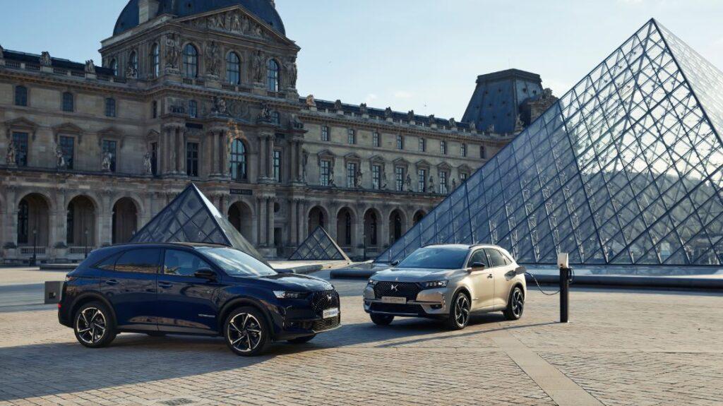DS będzie sprzedawał wyłącznie auta elektryczne i hybrydowe od 2025 roku