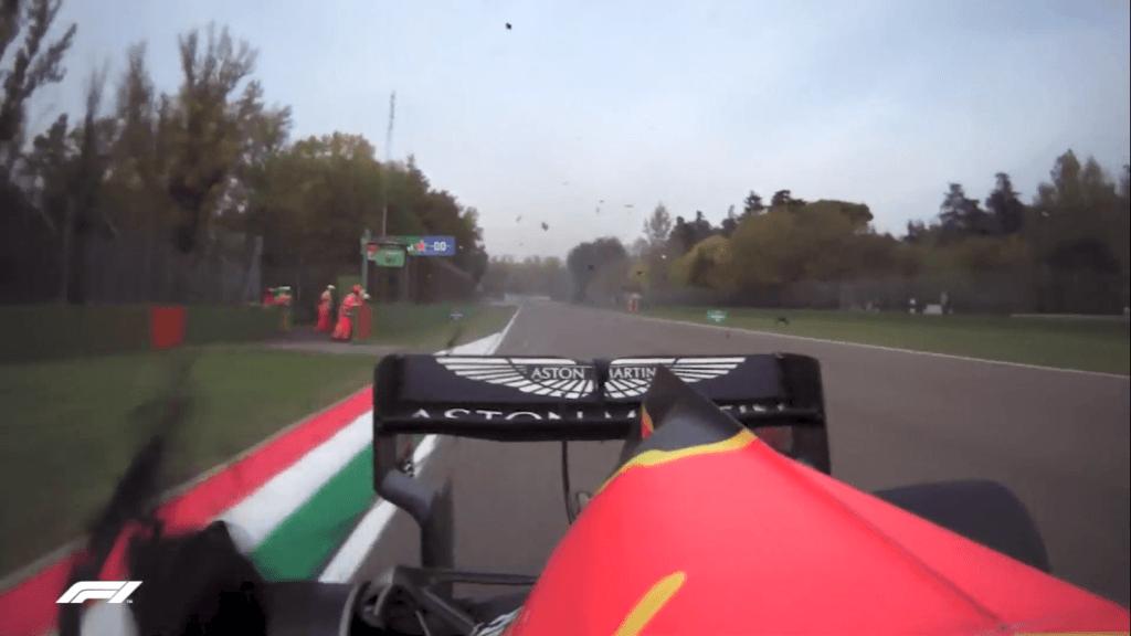 Pirelli zaczyna badanie opony, która zawiodła w bolidzie Verstappena