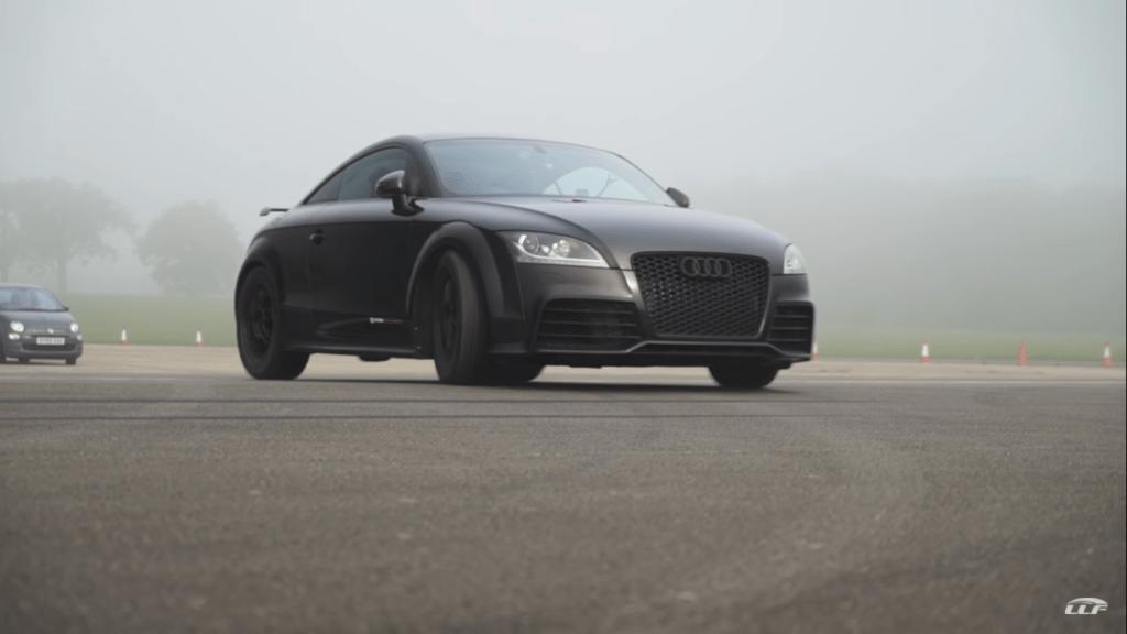 Najszybsze na świecie Audi TT RS należy do… 78-latka