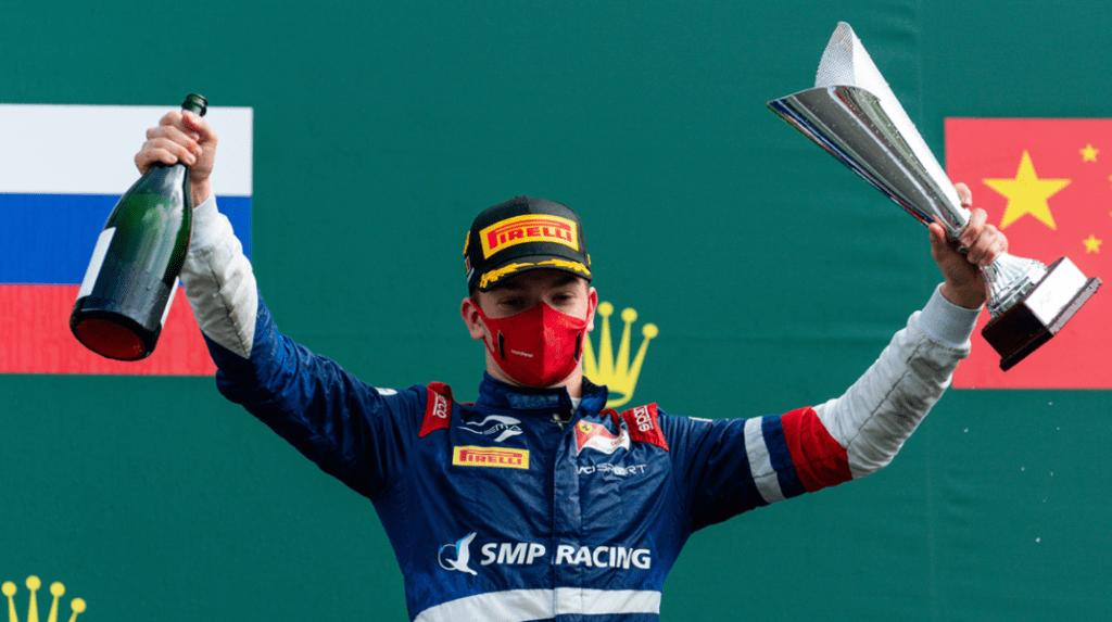 Wpadka Ferrari – niechcący ogłosili pozostanie Shwartzmana w F2