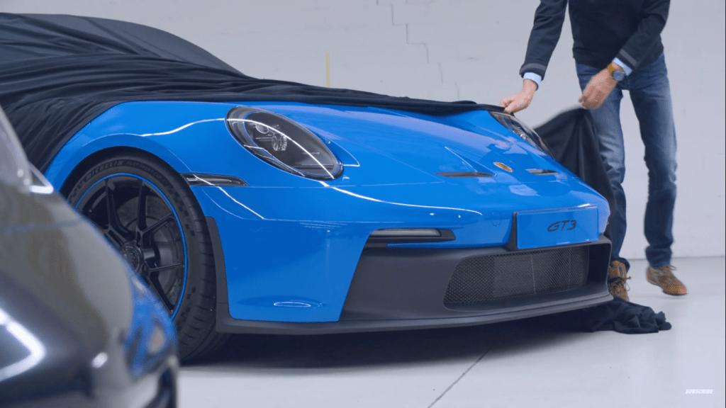 Top Gear przedpremierowo pokazało światu nowe Porsche 911 GT3!