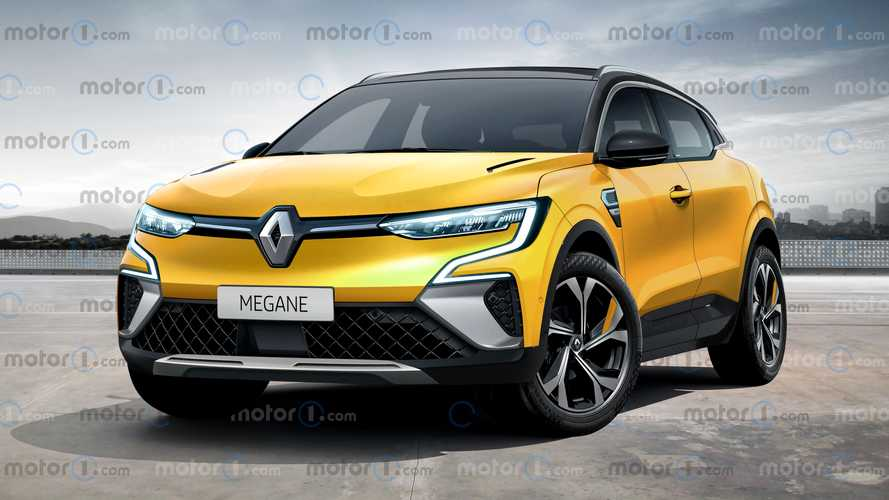 Renault Megane eVision jako spalinówka na nieoficjalnych renderach