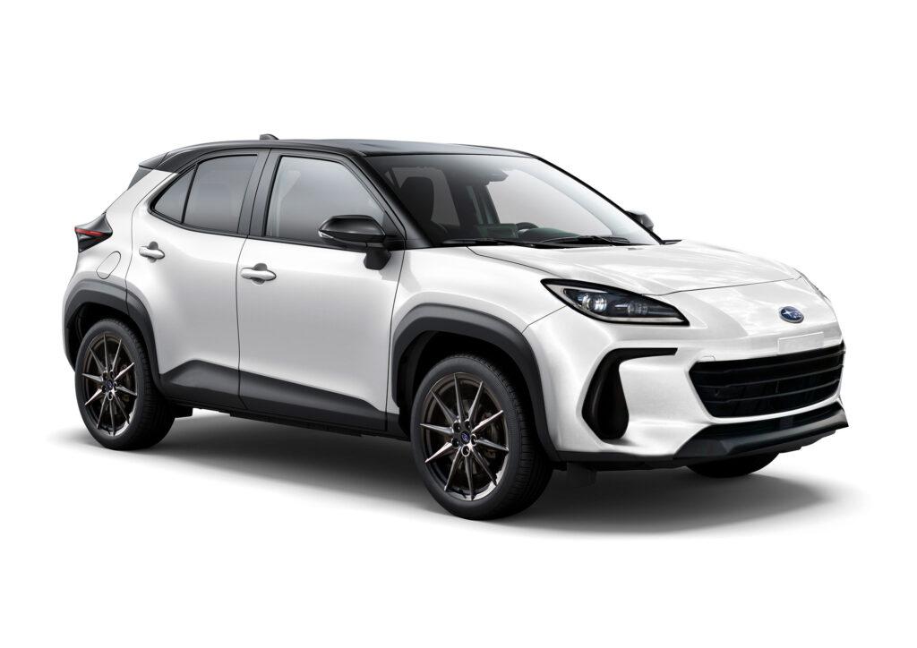Subaru BRZ Cross – czy współpraca z Toyotą może iść aż tak daleko?