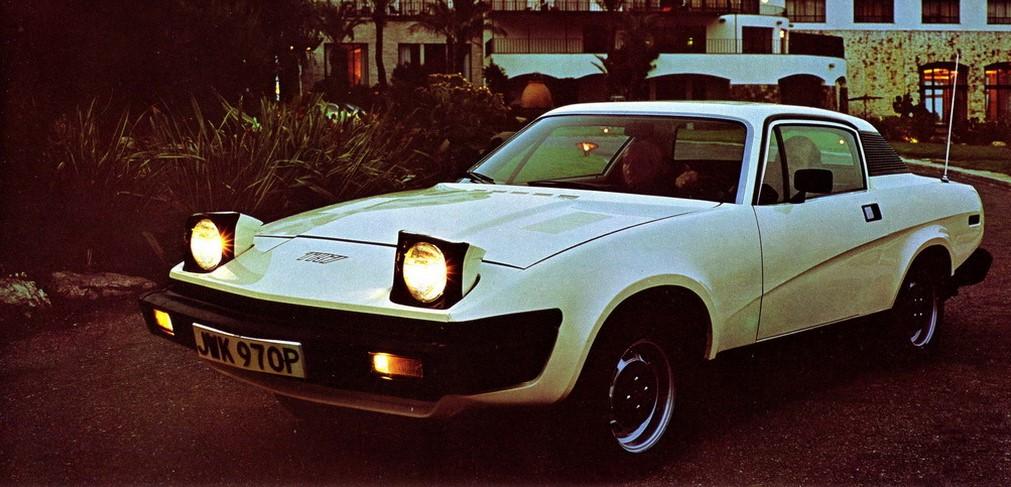 Triumph TR7 – Brzydkie kaczątko roadster'owego króla