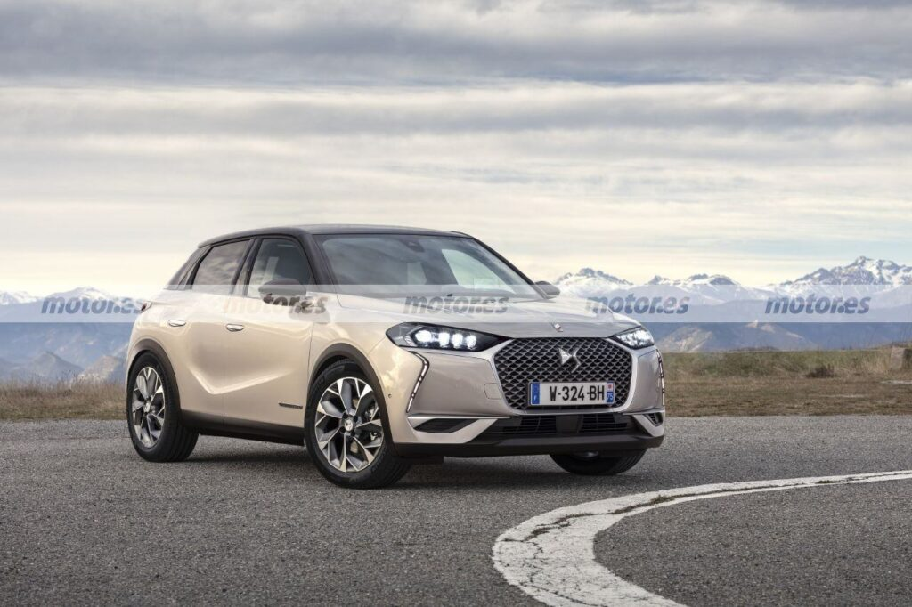 Nowy Crossover marki DS na horyzoncie – mniejszy od Peugeota 2008!