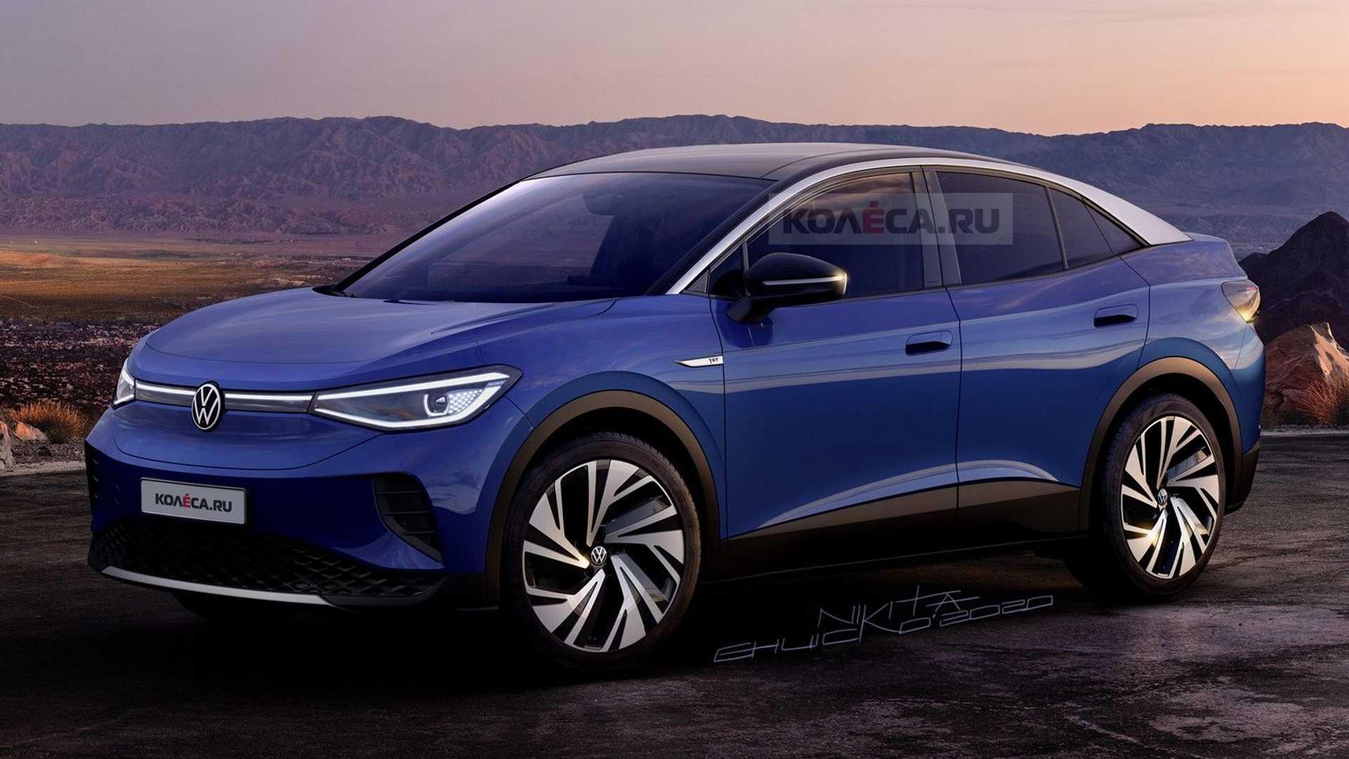 Volkswagen ID.4 Coupe