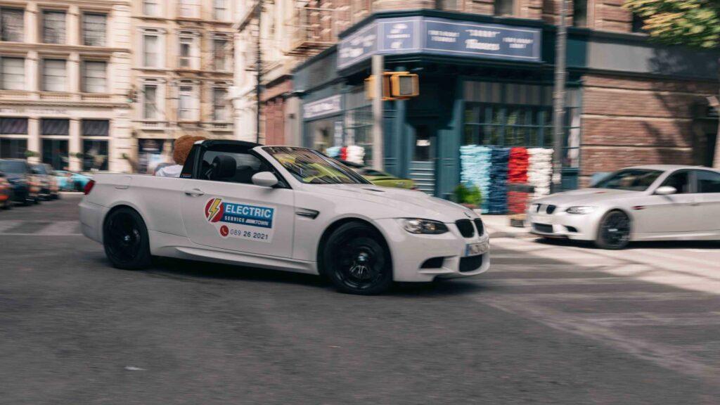 BMW M3 pickup zapowiada zelektryfikowany model M w 2021 roku