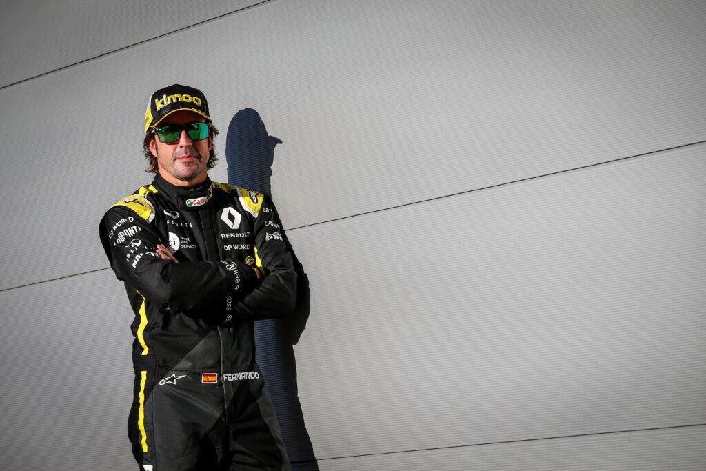 FIA zezwoli Fernando Alonso wziąć udział w testach młodych kierowców