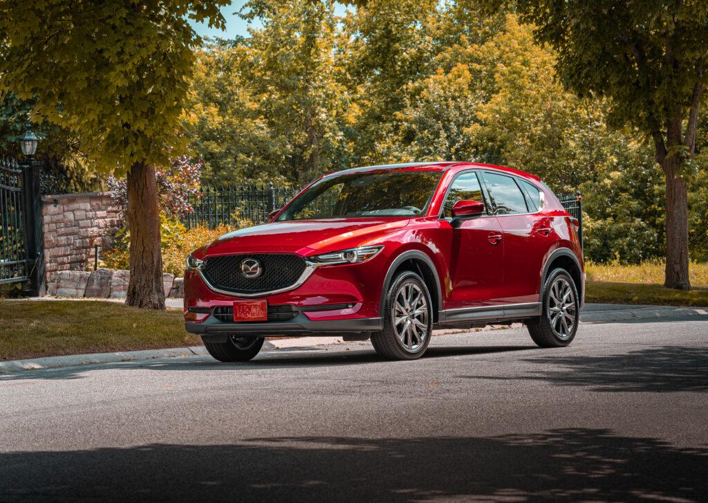 Nowa Mazda CX-5 ma być szturmem producenta na segment premium
