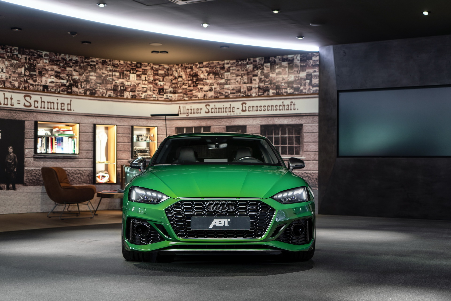 Audi RS5 od ABT