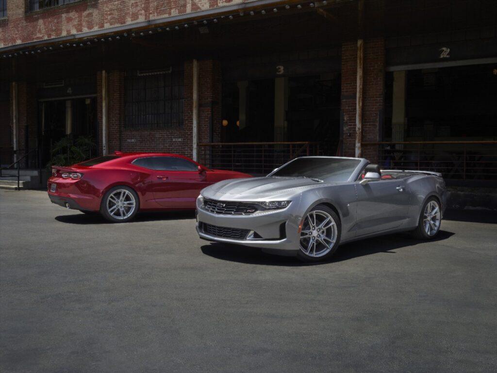 Chevrolet Camaro będzie produkowany do 2026 roku