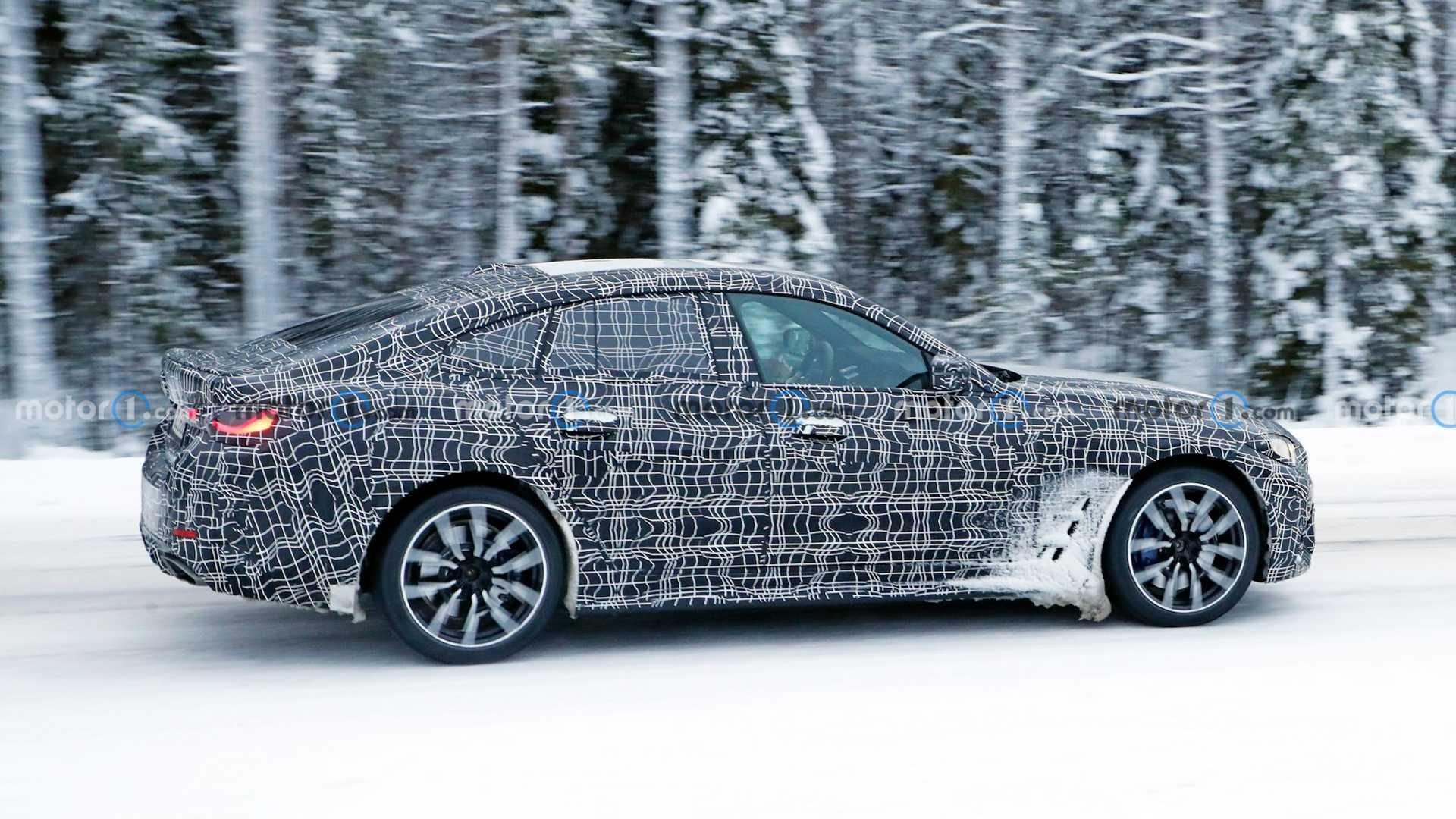 Nowe BMW serii 4 Gran Coupe