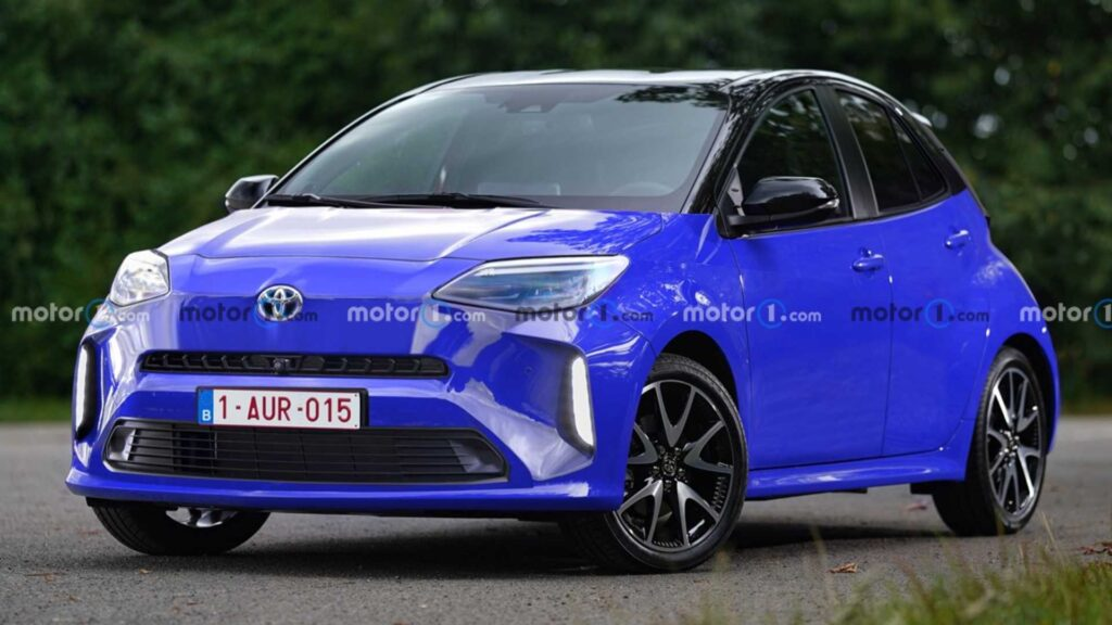 Toyota Aygo 2022 – pierwsze informacje na temat nowej generacji