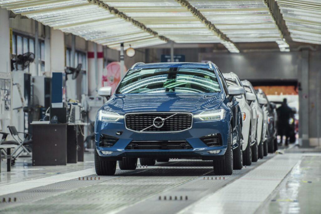 SUV'y mają stanowić 75% sprzedaży wszystkich samochodów Volvo