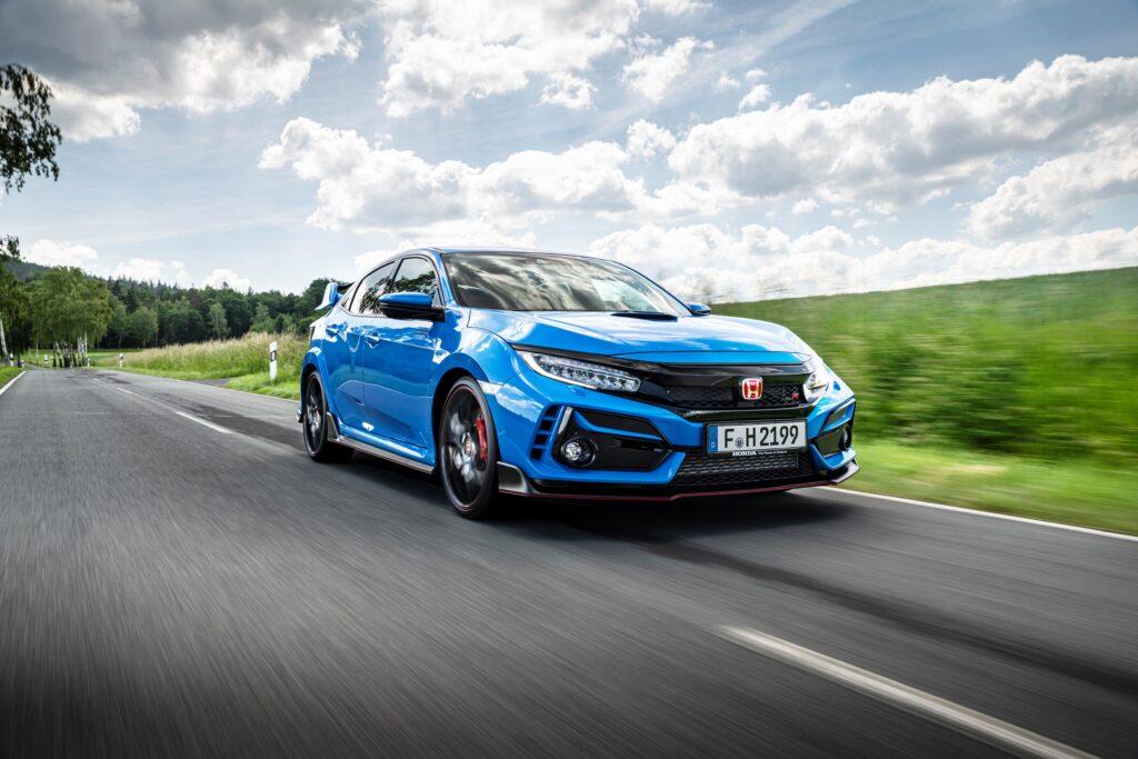 Wstrzymano produkcję Hondy Civic Type R – powodem COVID, Brexit i brak części