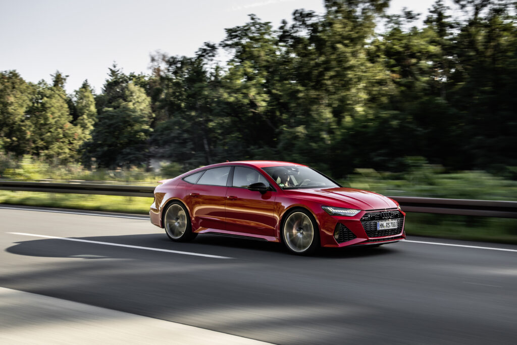 Akcja serwisowa w Audi A6 Allroad, RS6, RS7 i Q7 – winny czujnik kolizyjny