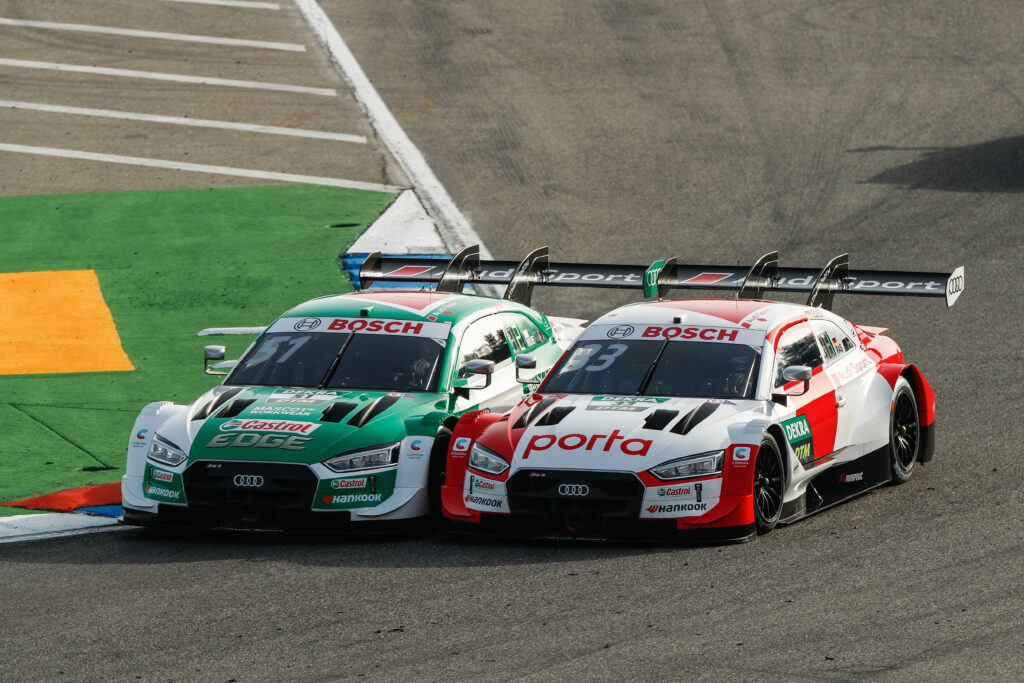 Team Rosberg i ABT Sportsline zostają w DTM z Audi na następny sezon