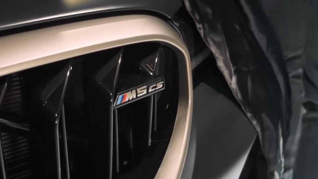 BMW M5 CS – oficjalnie 635 KM pod maską i premiera w styczniu 2021