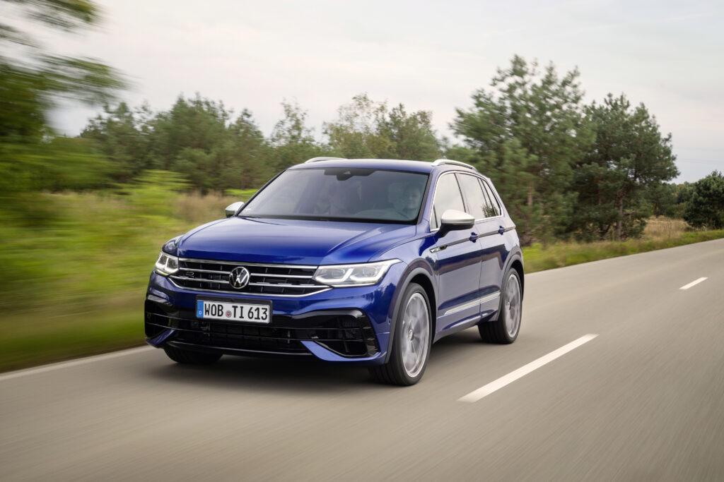 Volkswagen zaczyna zbierać zamówienia na nowego Tiguana R