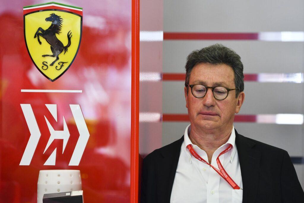 Louis Camilleri rezygnuje z posady dyrektora zarządzającego Ferrari!