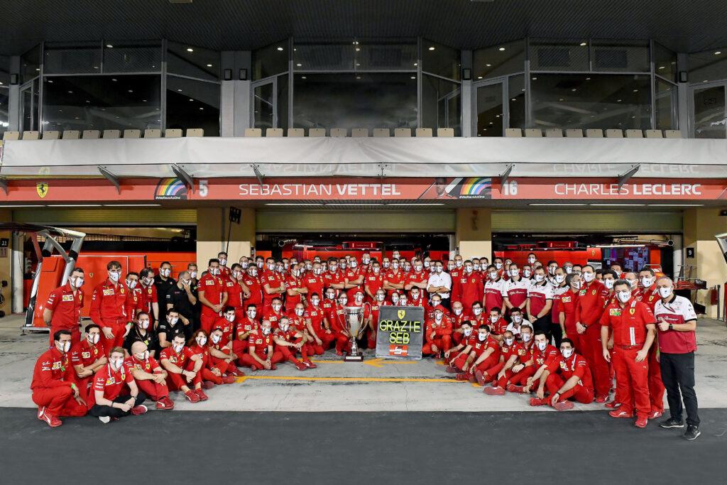 """Sebastian Vettel: """"To był emocjonujący dzień, nie patrząc na rezultat"""""""