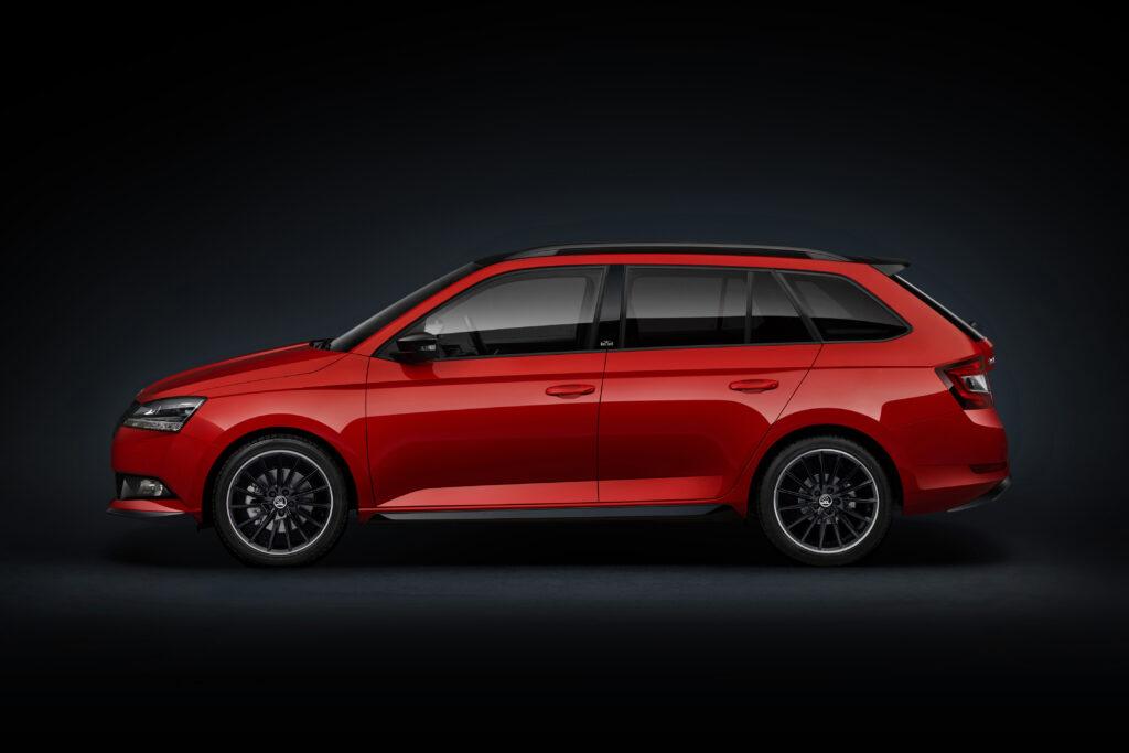 Nowa Skoda Fabia Combi nie wcześniej jak w 2023, hatchback w 2021