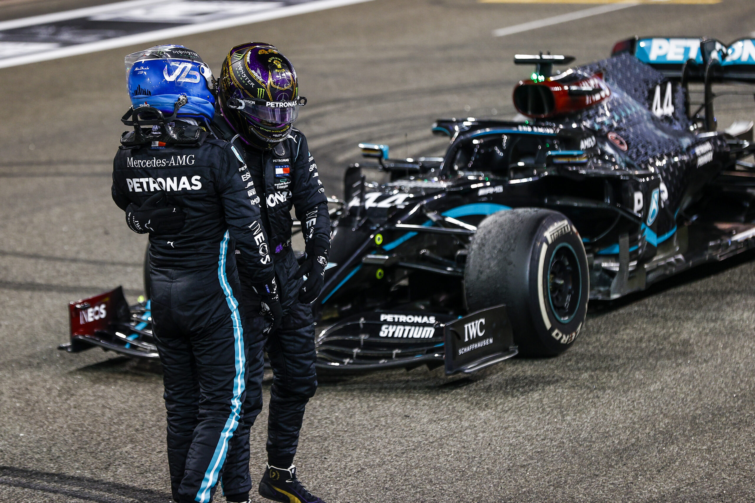 Toto Wolff Ineos Daimler Mercedes F1
