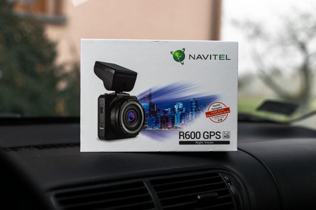 Navitel R600 GPS – wideorejestrator, który ma sens i nie kosztuje sporo