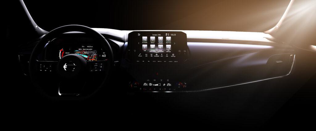Nissan Qashqai 2021 ma zapewnić nowe doznania i być bardziej premium